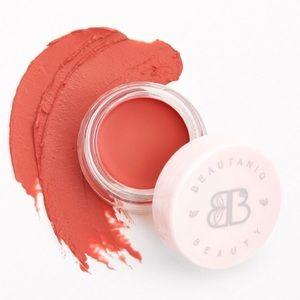 BEAUTANIQ Butter Lip & Cheek Balm in Peach Blush